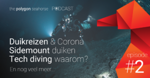 Podcast over duiken